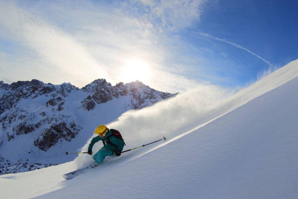Freeride & Skitouren Technik Camp