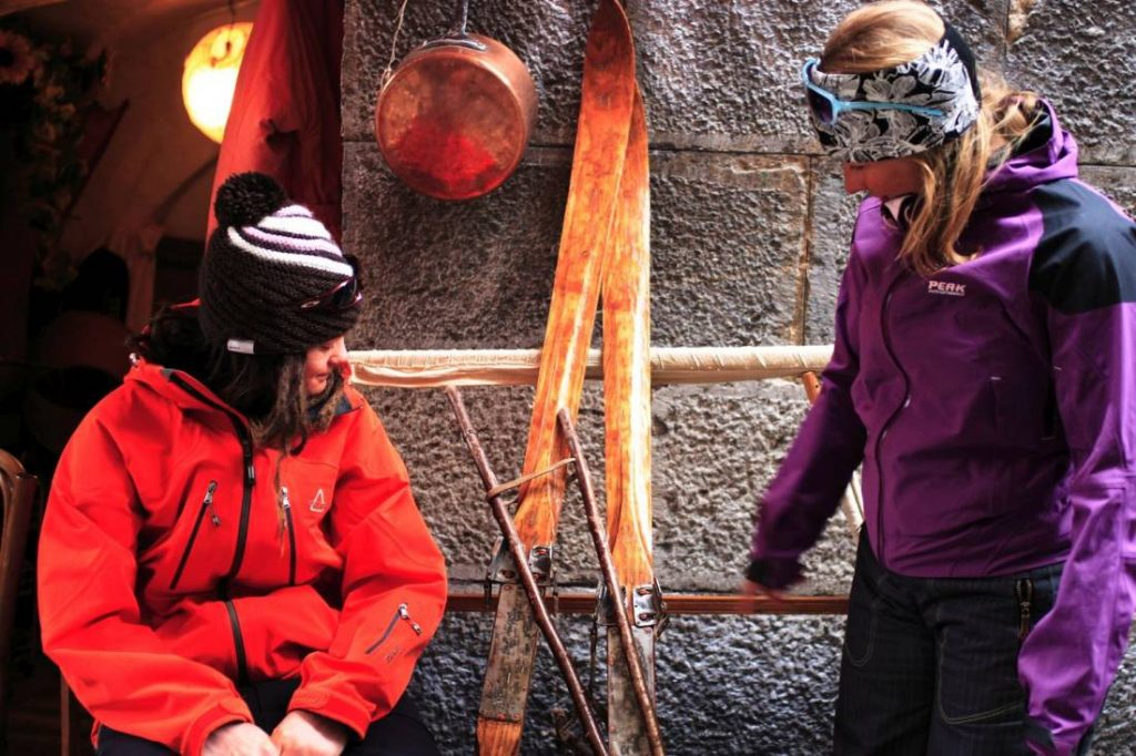 Freeride Soulride Camp Südalpen