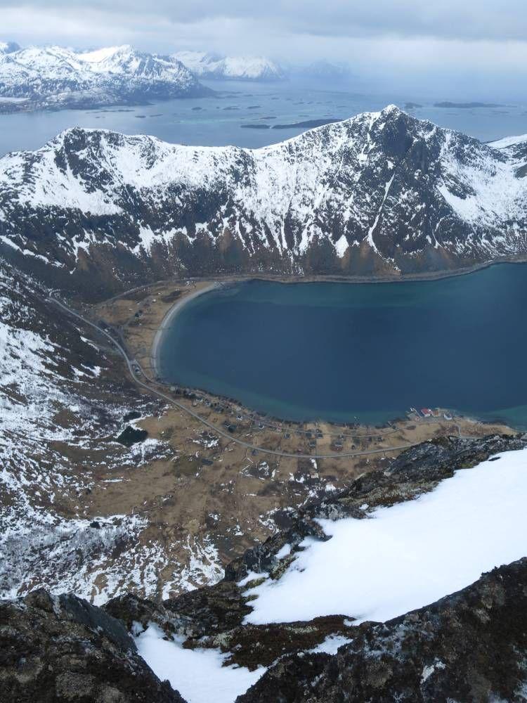 Skitouren Camp Senja Norwegen