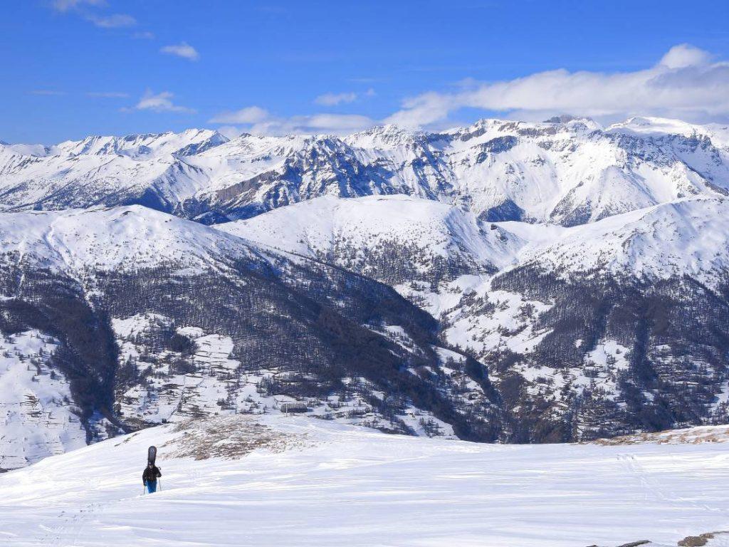 Freeride & Skitouren Camp Sestriere